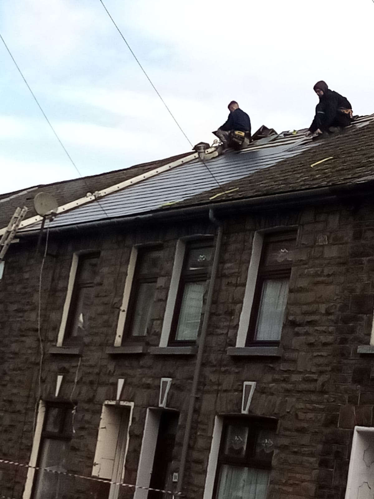 Roofing and Guttering in Dublin