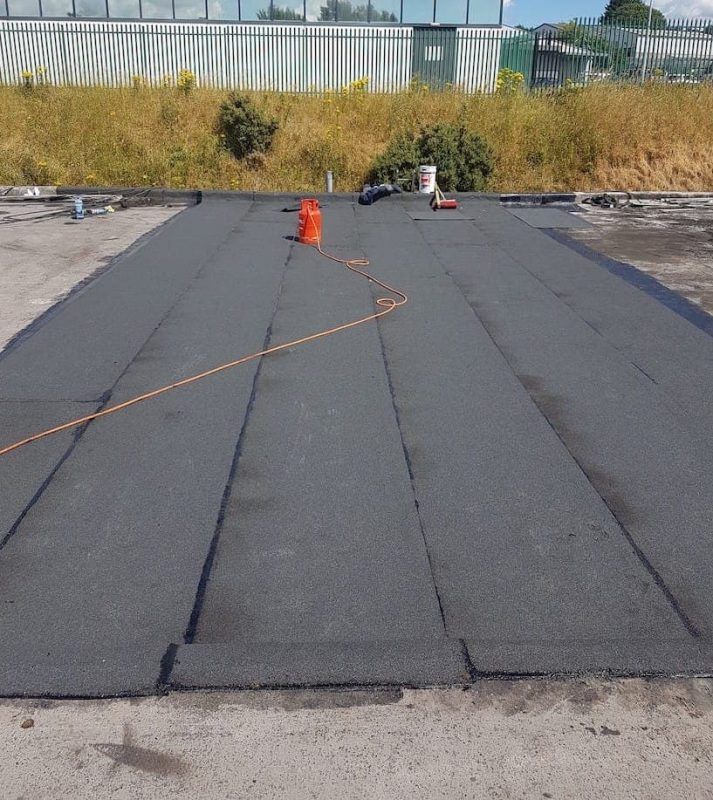 Commercial Factor Roofing Dublin