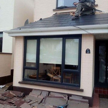 Extension Slate Repair Dublin