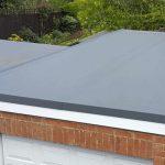 Garage Flat Roof Rennovation