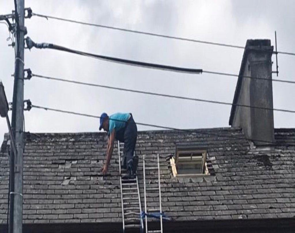 Roof Repair Tiles Dublin